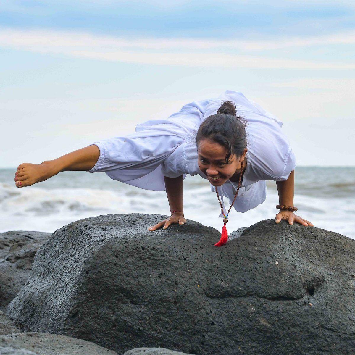 Pranic Healing Yoga Bali