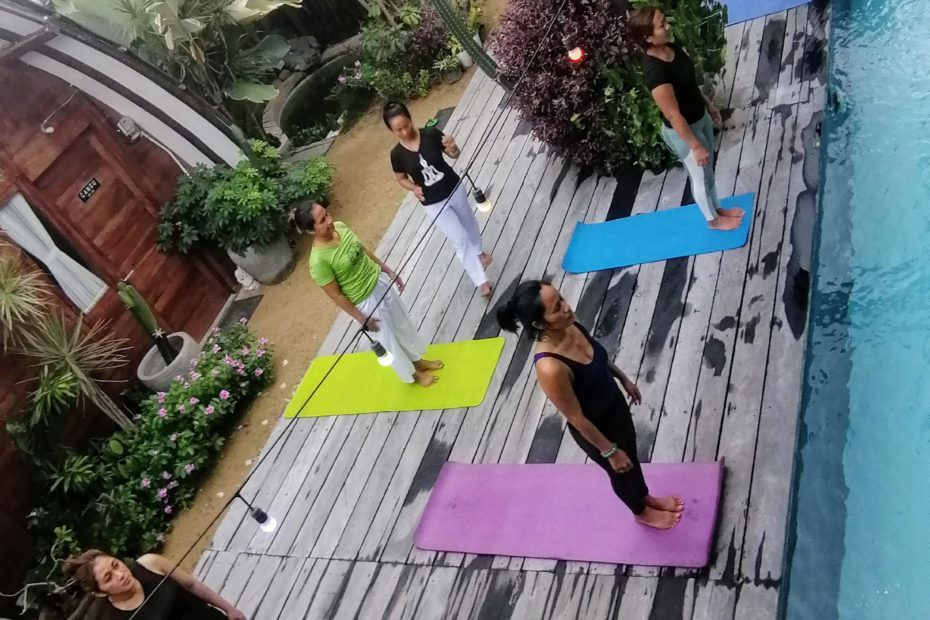 Online Power Yoga Class - YOUR Invitation For a FREE Practice on Zoom