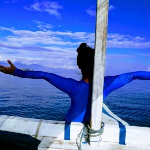 Watching Dolphins - Blessings and Yoga in Lovina